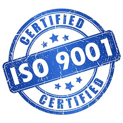 Certifikime ISO 9001